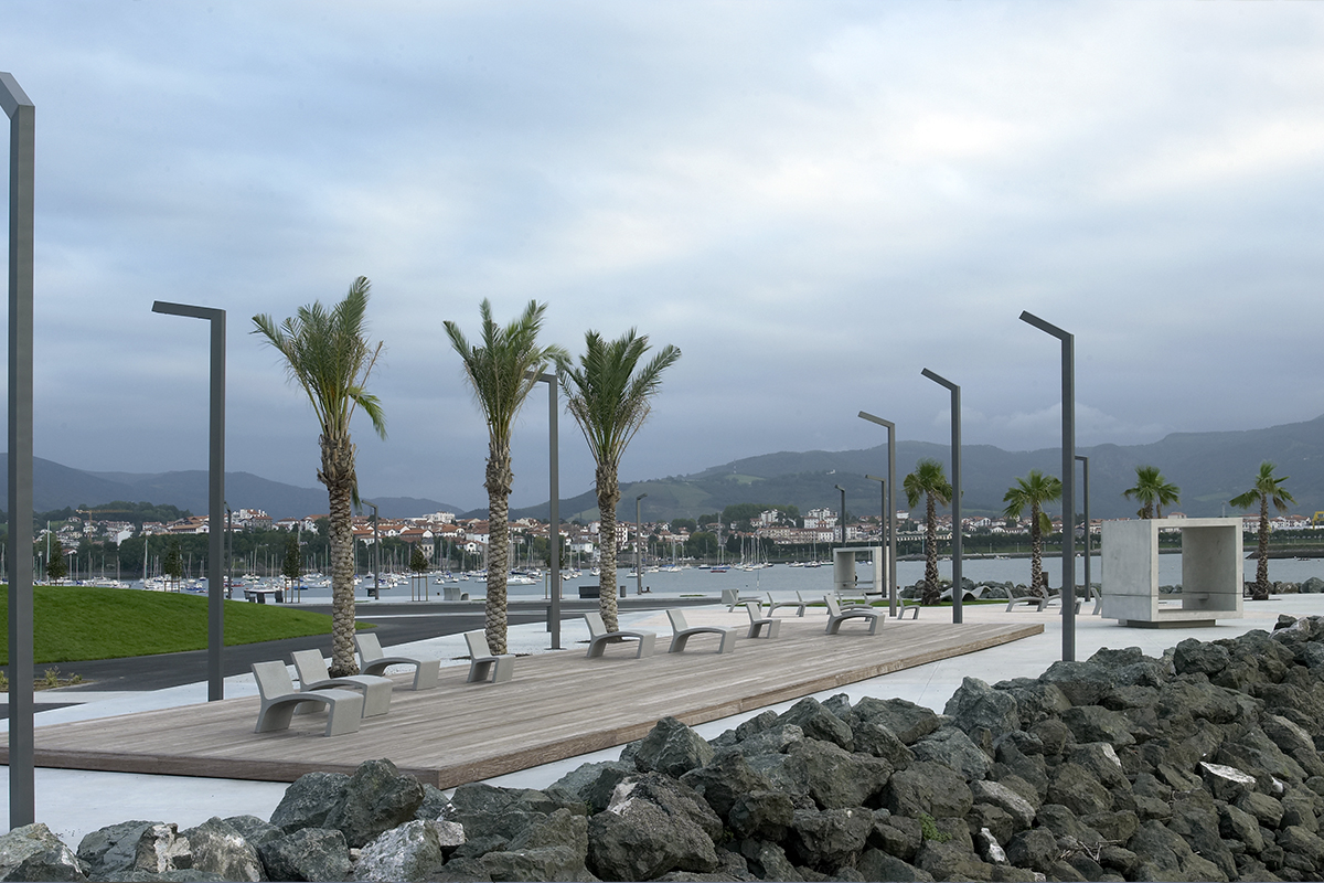 Esplanade Hendaye