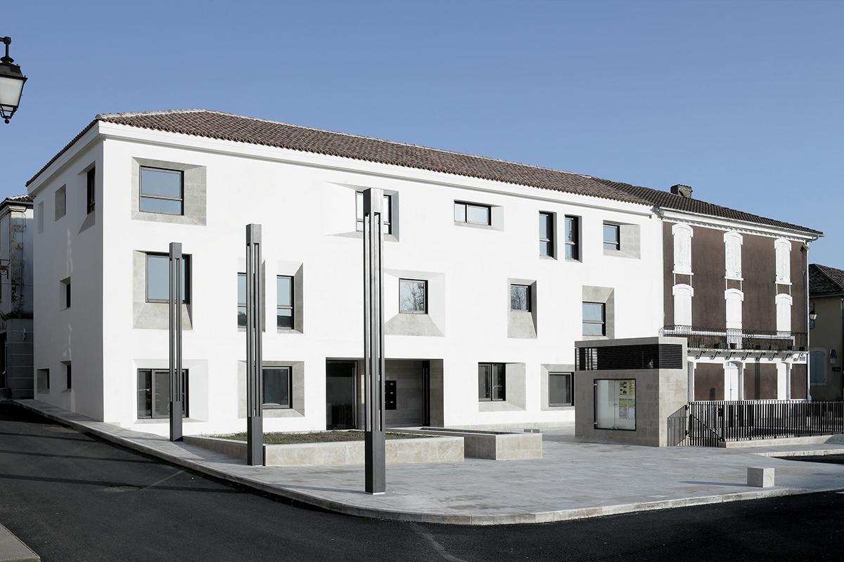 Maison Communes Montfort