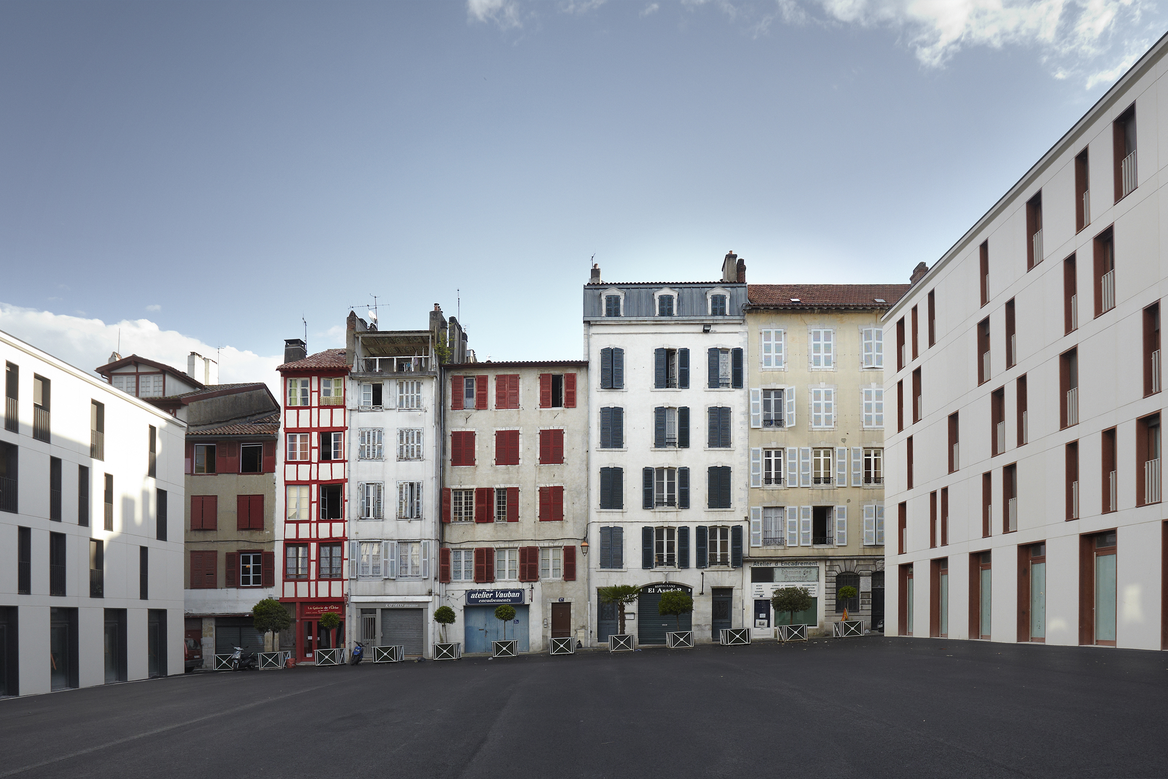 Place Montaut - Bayonne